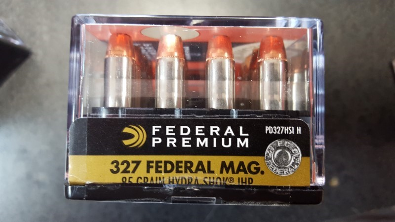 FEDERAL AMMUNITION Ammunition PD327HS1