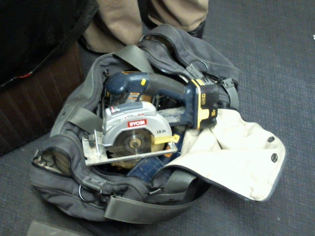 RYOBI Miscellaneous Tool 4 TOOL 18 VOLT COMBO KIT