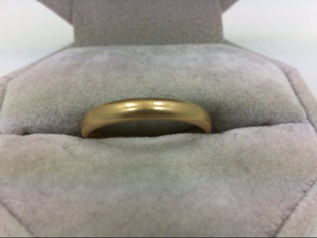 Gent's Gold Ring 10K Yellow Gold 2.1g Size:8.5