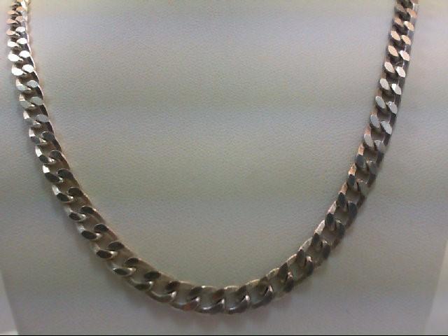 "20"" Silver Chain 925 Silver 24.9g"