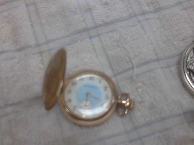 SOUTH BEND WATCH CO USA Pocket Watch 696622