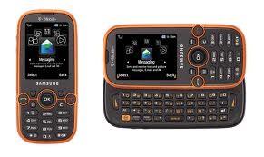 SAMSUNG Cell Phone/Smart Phone GRAVITY 2