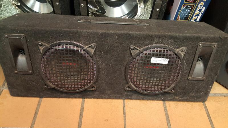 "AUDIOVOX Car Speakers/Speaker System RAMPAGE 6"" X 9"""