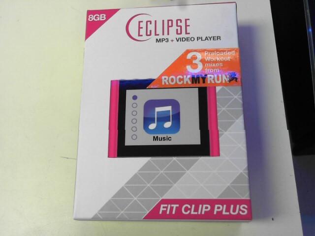 ECLIPSE MP3 FIT CLIP PLUS