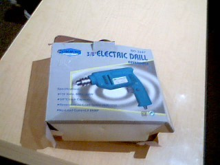 AMERICAN FAVORITE TOOLS Cordless Drill Z1J-13