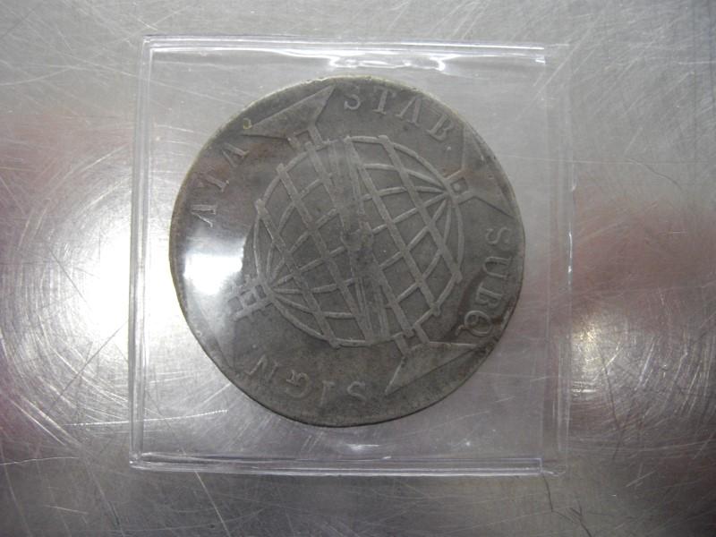 BRAZIL Silver Coin 960 REIS 960 REIS