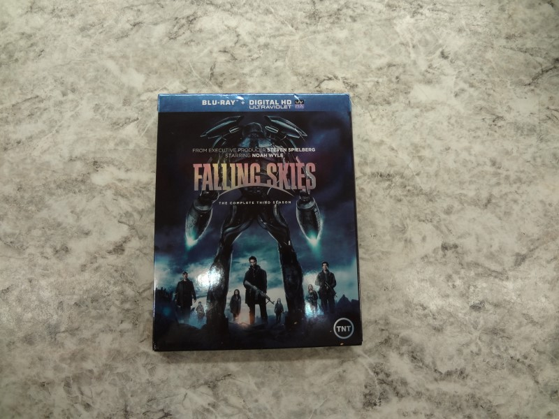 BLU-RAY BOX SET FALLING SKIES SEASON 3