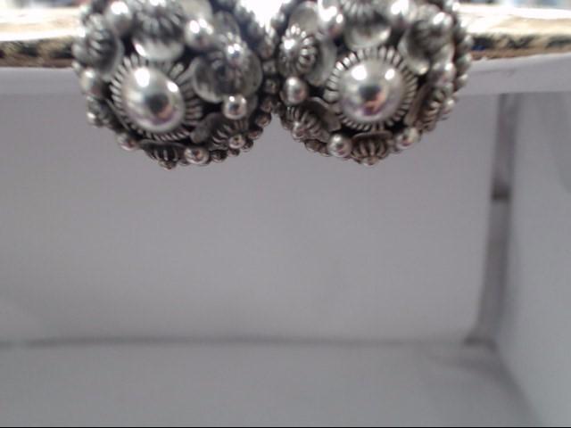 Silver Earrings 925 Silver 9.15g