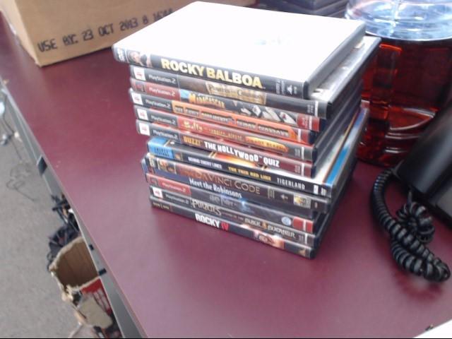 DVD PS2 BARNYARD