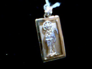 Gold Pendant 10K Yellow Gold 3g