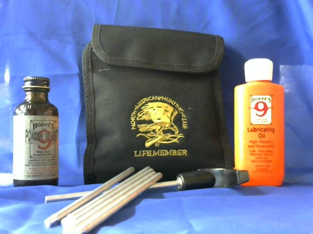 HOPPE'S Hunting Gear GUN CLEANING KIT