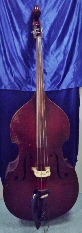 KARL MEISEL UPRIGHT BASS