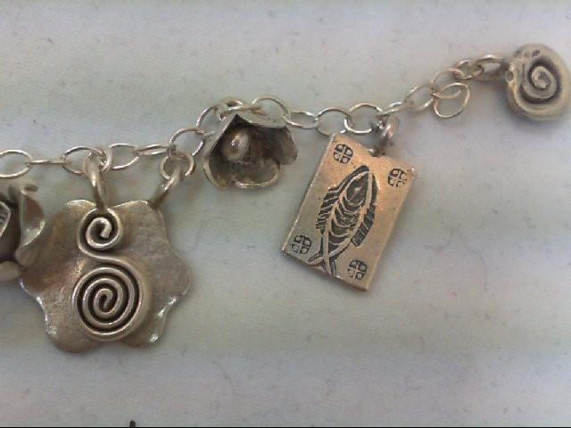 Silver Bracelet 925 Silver 27.4g