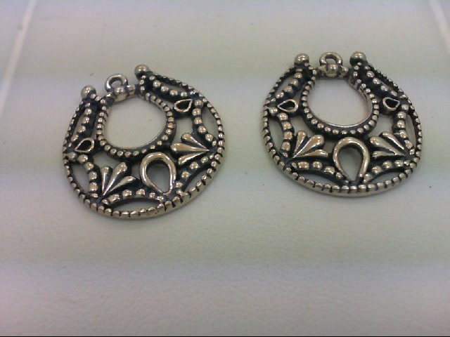 Silver Earrings 925 Silver 4.1g