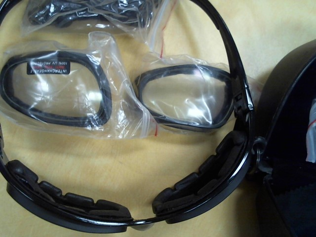 WILEY X Sunglasses Z87-2