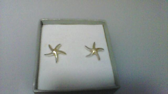 Silver Earrings 925 Silver 1.69g