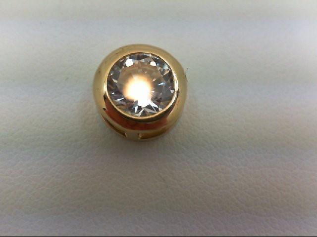 Gold Charm 14K Yellow Gold 1.1g