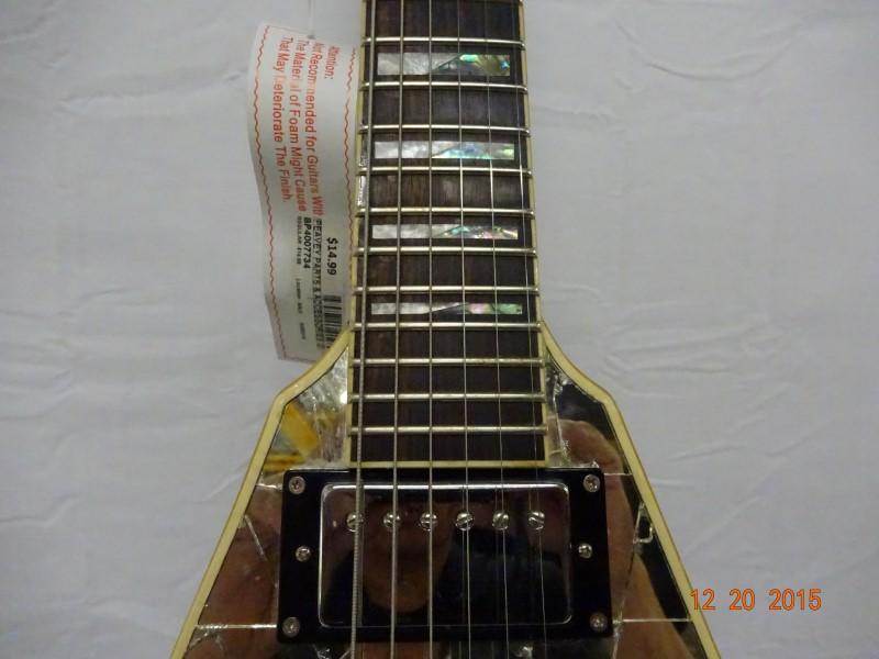WASHBURN Electric Guitar WV 1800