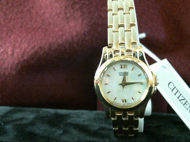 CITIZEN Lady's Wristwatch EL1062-53D