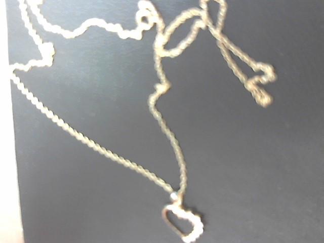 """18"""" Silver Fashion Chain 925 Silver 1.9g"""