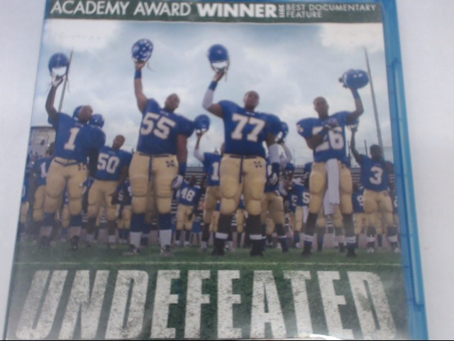 UNDEFEATED - BLU-RAY MOVIE