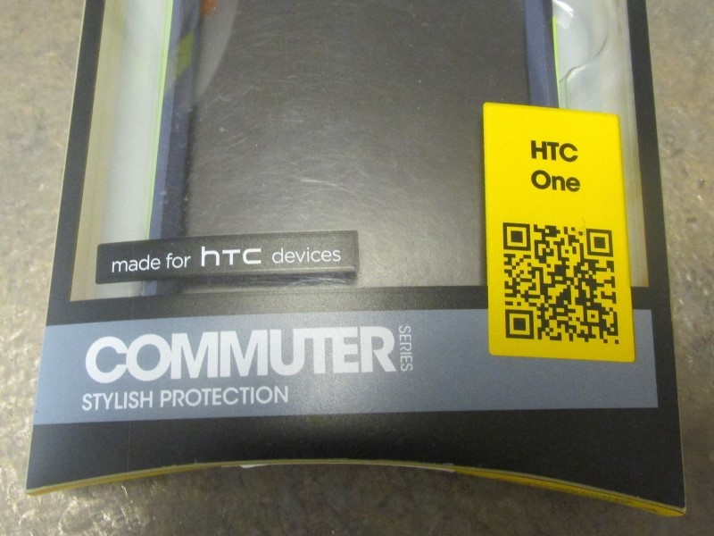 OTTERBOX COMMUTER Cell Phone Case for HTC One