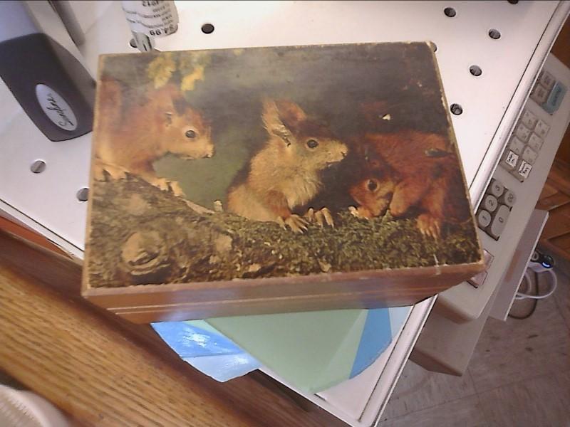 JEWELRY BOX/ MUSIC BOX