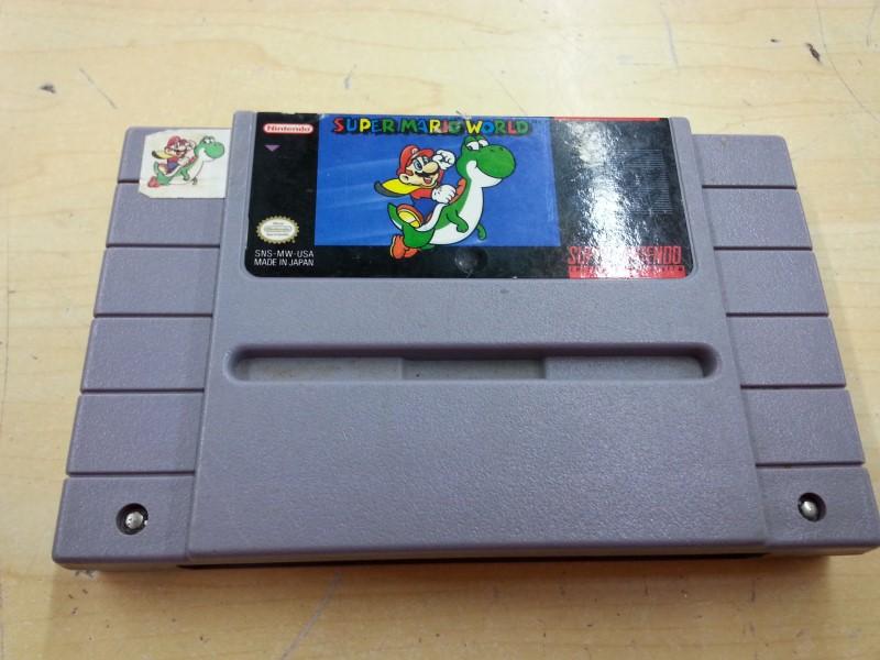 NINTENDO Nintendo NES Game QUANTITY - SUPER NINTENDO - SNES - GAMES