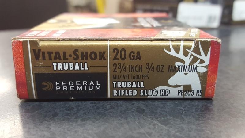 FEDERAL AMMUNITION Ammunition PB203RS