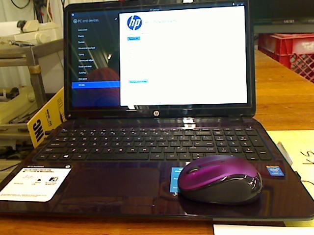 HEWLETT PACKARD PC Laptop/Netbook 15 TOUCHSMART 15-G227DS