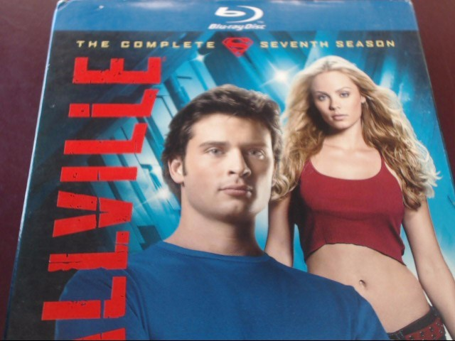 SMALLVILLE - 7TH SEASON - BLU-RAY