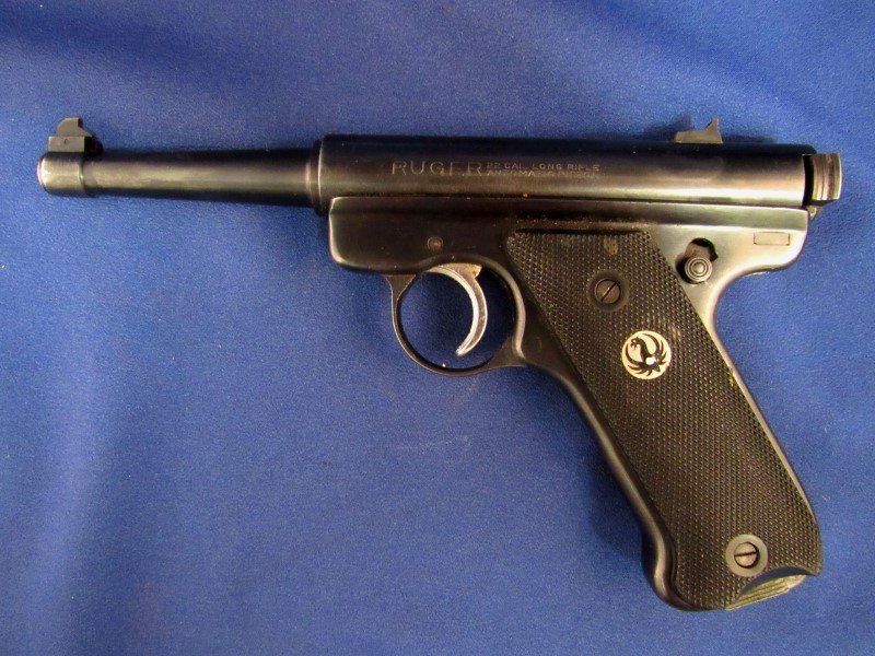 RUGER .22 AUTOMATIC MARK I