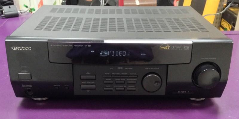 KENWOOD A/V RECEIVER VR-505 5.1 DOLBY & DTS 500W