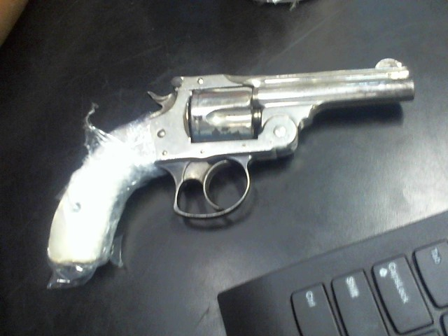 SMITH & WESSON Revolver 38 S&W SPECIAL CTG