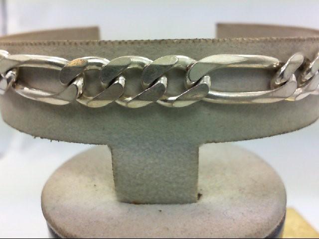 Silver Bracelet 925 Silver 19.1g