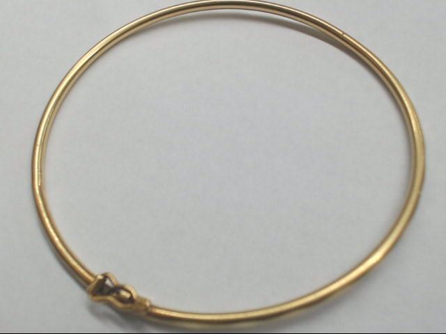 Gold Bracelet 14K Yellow Gold 3.8g