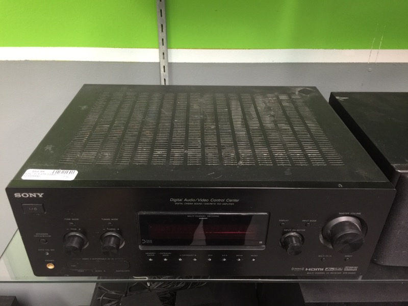 SONY Digital Media Receiver STR-DG800