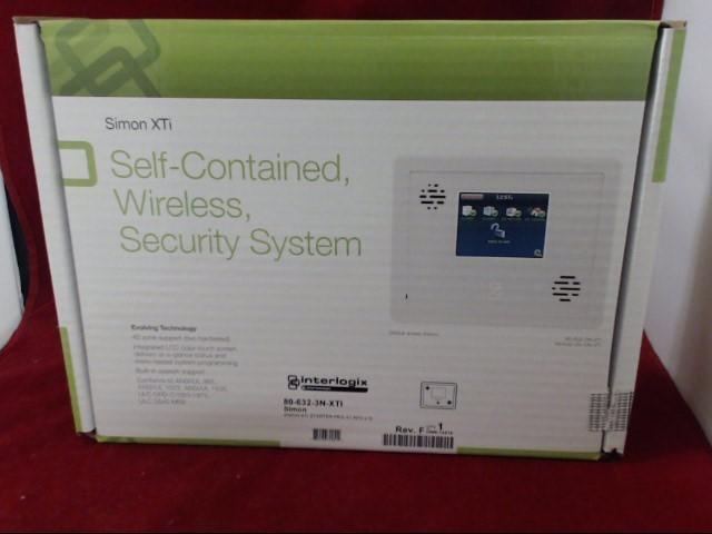 GE Car Alarms & Security SIMON XTI