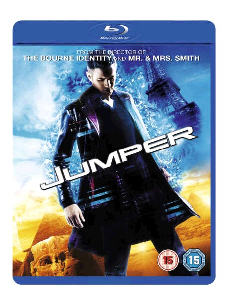 Blu-ray Jumper *FORMER RENTAL*