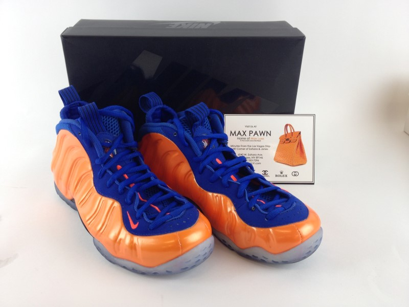 NIKE Shoes/Boots AIR FOAMPOSITE ONE KNICKS