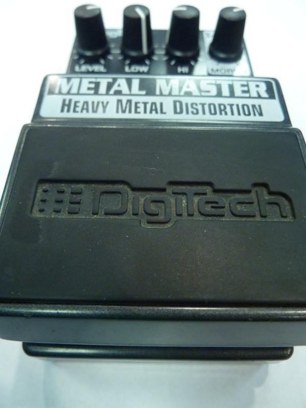 DIGITECH Effect Equipment X SERIES METAL MASTER