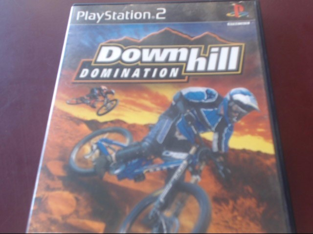 SONY PS2 DOWNHILL DOMINATION