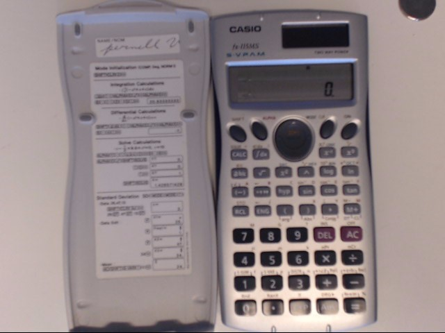 CASIO Calculator FX-115M