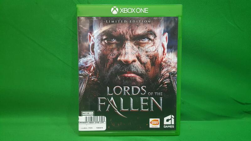 MICROSOFT Microsoft XBOX One Game LORDS OF THE FALLEN LIMITED EDITION