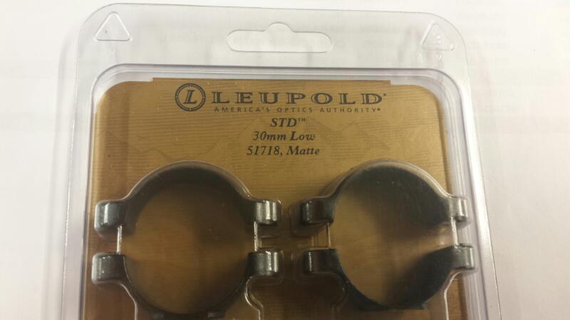 LEUPOLD Accessories 30MM RINGS 30MM RINGS