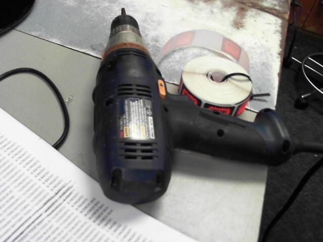 RYOBI Cordless Drill D46C
