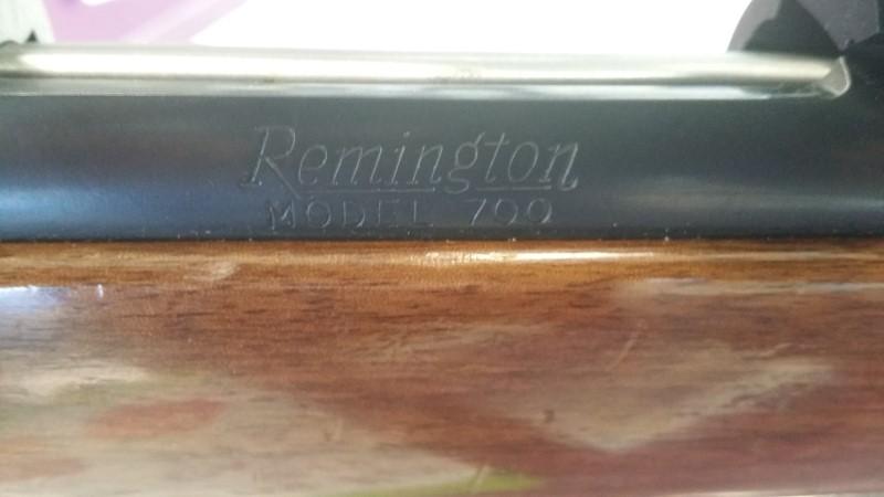 REMINGTON MODEL 700 7MM