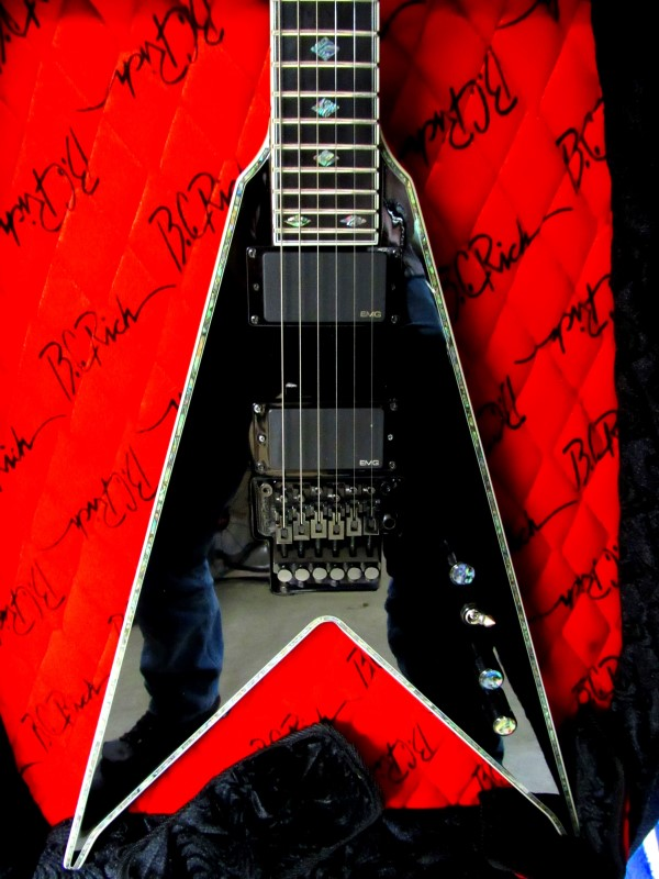 BC RICH DELUXE