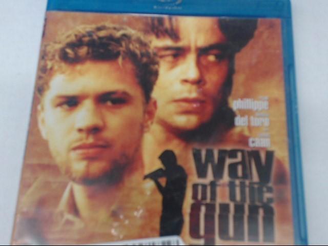 WAY OF THE GUN - BLU-RAY MOVIE