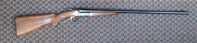 ITHACA GUN COMPANY Shotgun SKB 100, 12 GA, SXS